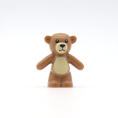 LEGO Teddy Bear - Minifigure Accessory