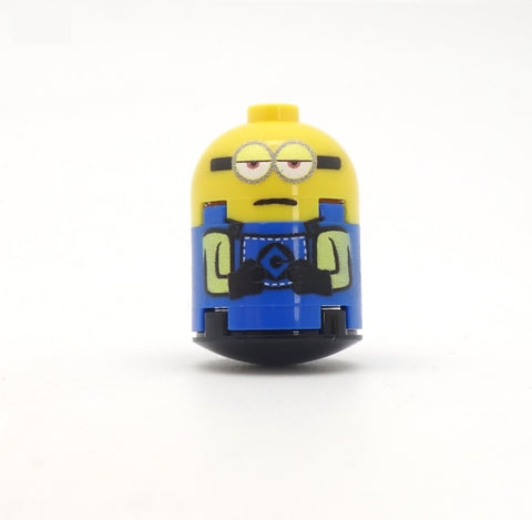 LEGO Minions, Unimpressed Mini 'un - Custom LEGO Brick Figure
