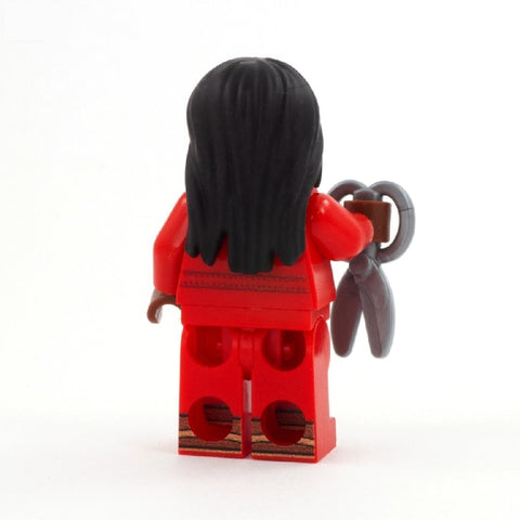 Tethered Family - Custom Design Minifigure Set
