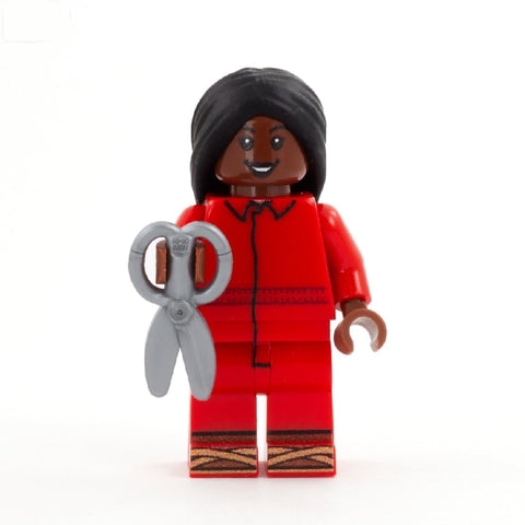 Tethered Family, Us, Jordan Peele - Custom Design LEGO Minifigure Set