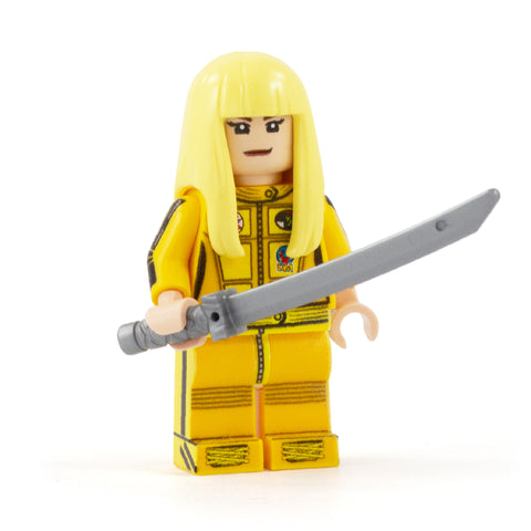 The Bride - Custom Design Minifigure
