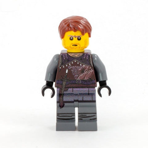Theon Greyjoy - Custom Design LEGO Minifigure