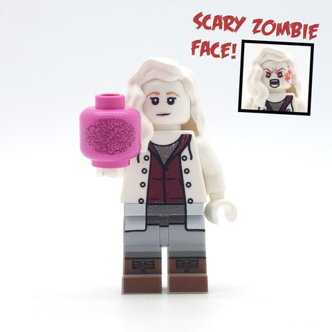 uZombie Full Set - Custom Design Minifigure Set