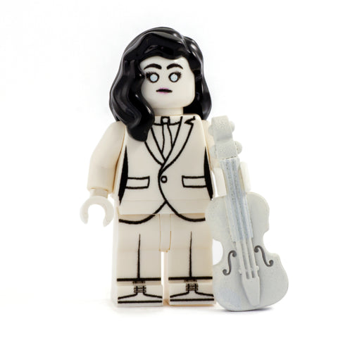 Vanya, Number Seven / Number 7, Umbrella Academy - Custom Design LEGO Minifigure