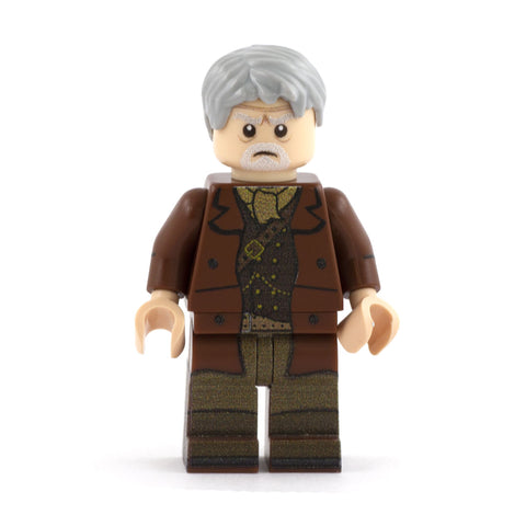 War Doctor - Custom LEGO Minifigure (Doctor Who)