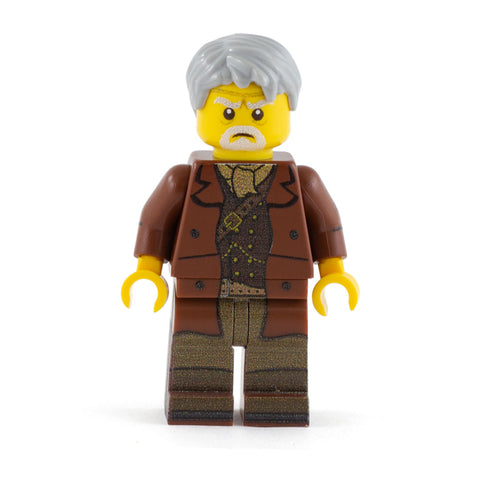War Doctor - Custom LEGO Minifigure
