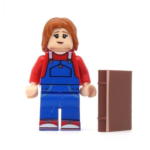 Willow, Buffy the vampire slayer, custom lego minifigure set
