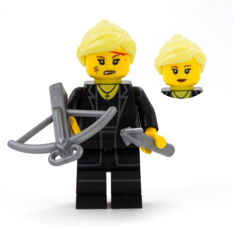 Vampire Slayers, Buffy - Custom LEGO Minifigure
