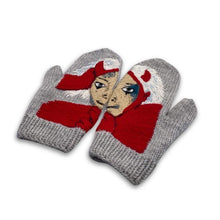 Load image into Gallery viewer, $ad Girl Knitted Mitten