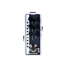 Mooer 005 Brown Sound 3 EVH 5150 Preamp Pedal