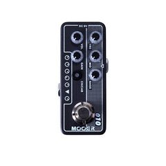 Mooer 010 Two Stones Two Rock Coral Preamp Pedal