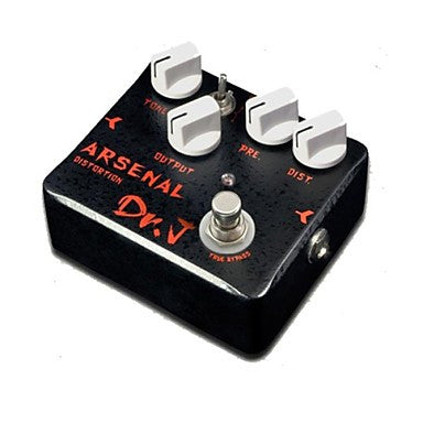 Dr. J D51 Arsenal Distortion Pedal