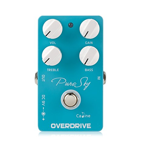 Caline CP-12 Pure Sky  Timmy Clone Overdrive Pedal
