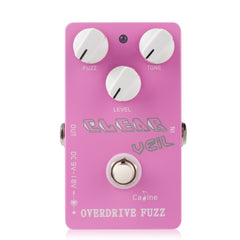 Caline CP-32 Clear Veil Overdrive Fuzz Pedal