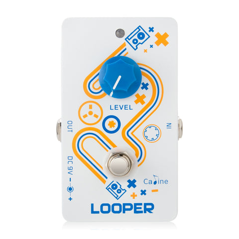 Caline CP-33 Looper Loop Pedal