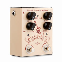 Caline CP-40 Acoustic Preamp DI Box and Anti Feedback Pedal