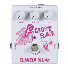 Caline Ghost Rain CP-41 Revered Delay Pedal