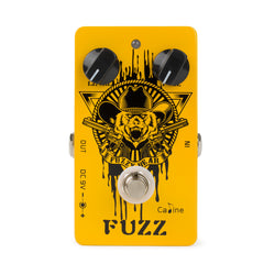 Caline CP-46 Fuzzy Bear  Germanium Fuzz Pedal