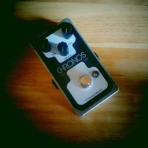 Noisemaker Effects Chronos Analog Delay