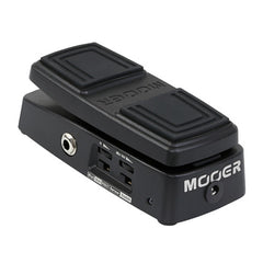 Mooer Free Step Wah and Volume Pedal