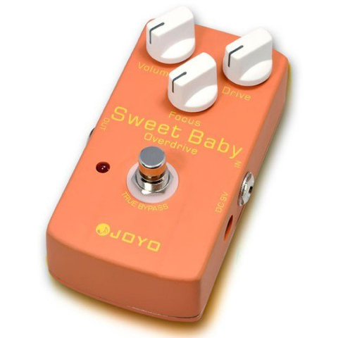 Joyo JF-36 Sweet Baby Overdrive Mad Professor Sweet Honey Clone