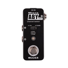 Mooer Micro ABY MKII Channel Switcher