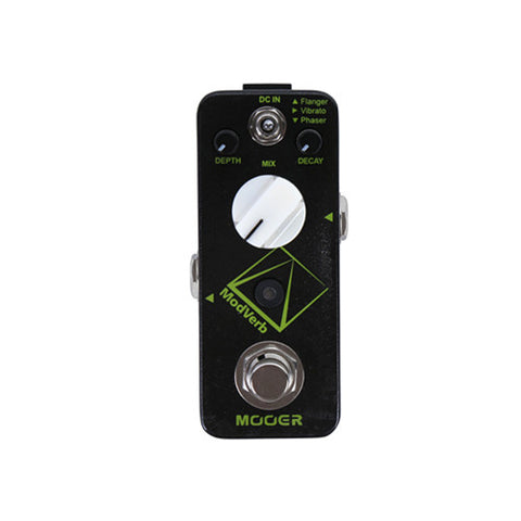 Mooer ModVerb Modulated Reverb