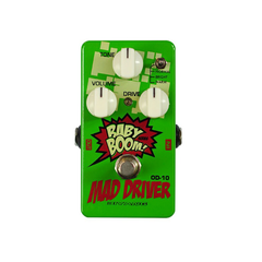 Biyang Mad Driver Overdrive OD-10 Pedal