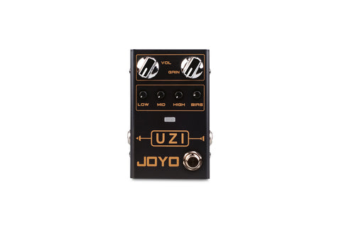 Joyo R-03 Uzi Distortion Friedman BE-OD Clone