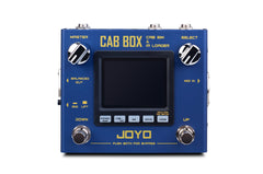 Joyo R-08 Cab Box Cab Sim and IR Loader