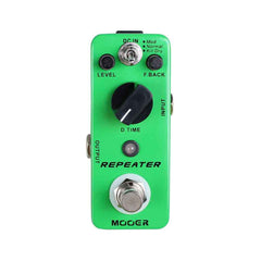 Mooer Repeater Digital Delay Pedal