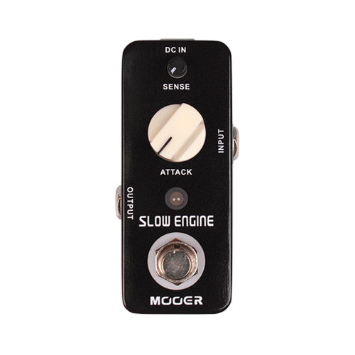 Mooer Slow Engine Volume Swell Slow Gear Clone SG-1 Pedal