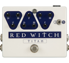Red Witch Titan Triple Analog Delay