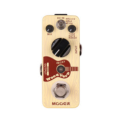 Mooer Woodverb Acoustic Reverb