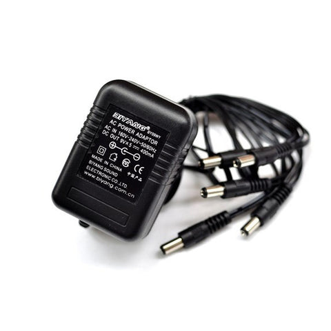 Biyang 5-Way AC Adapter for Pedals