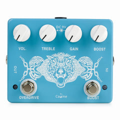 Caline CP-79 Wolfpack TubeScreamer with Boost Pedal
