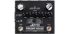 Joyo R-15 Preamp House 9 Guitar Amp Sim Dual Channel Pedal