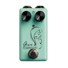Red Witch Grace Compressor Pedal Seven Sisters