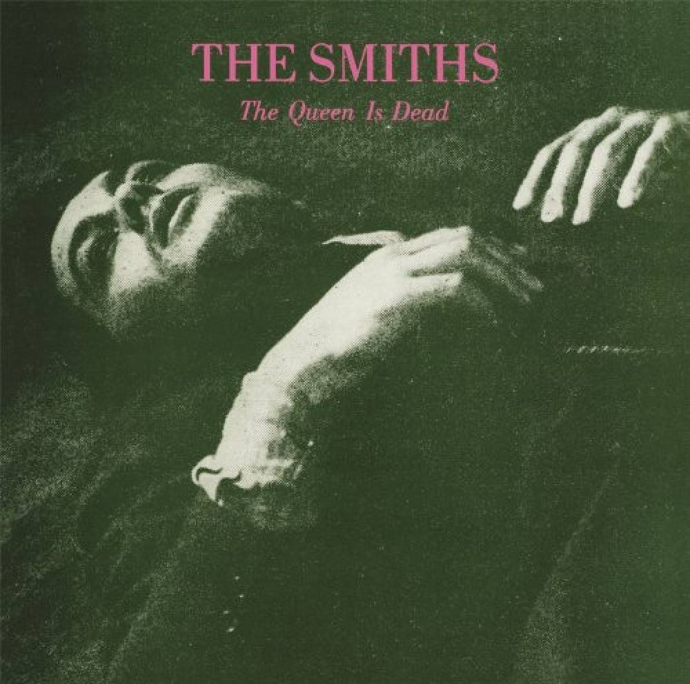 The Smiths - Queen is Dead (German Import) LP
