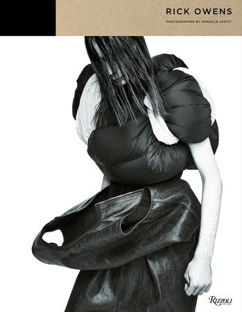 Rick Owens - Hardcover Book
