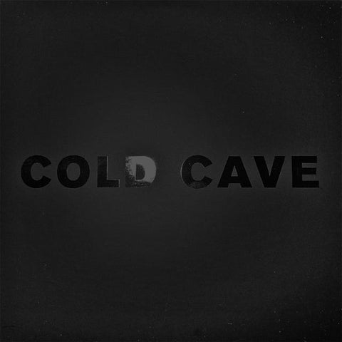 Cold Cave - Black Boots / Meaningful Life 7""