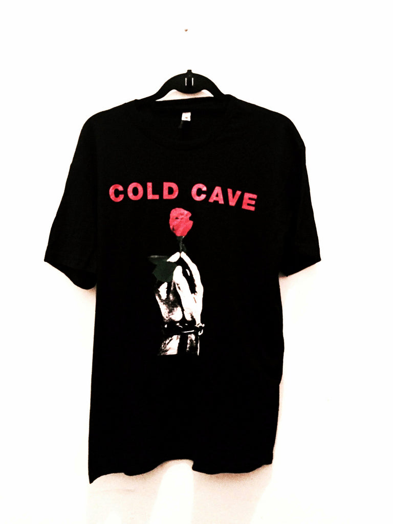 Cold Cave - Rose Shirt