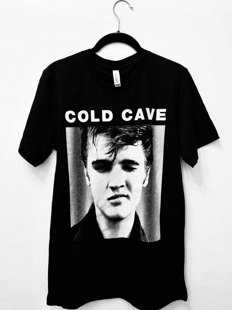 Cold Cave - Elvis Shirt