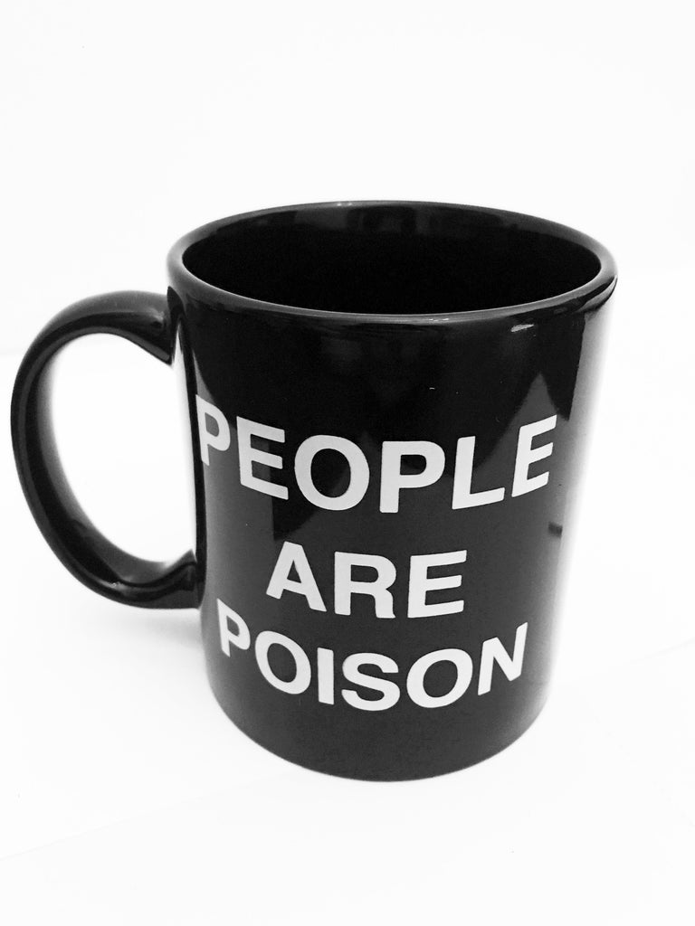 Cold Cave - People Are Poison - Mug