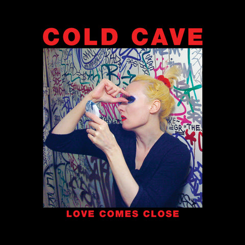 Cold Cave - Love Comes Close - Anniversary 2LP