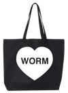 Heartworm Large Tote