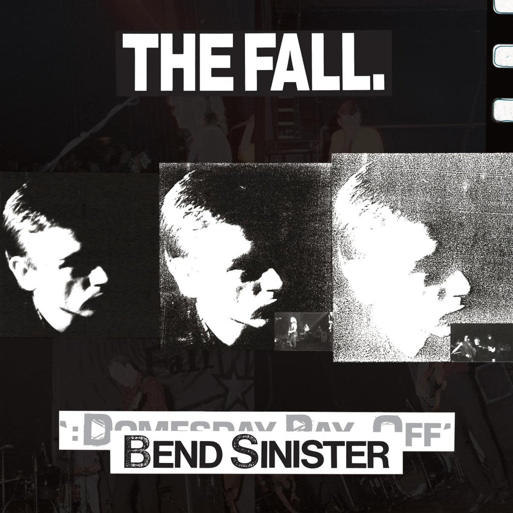 The Fall - Bend Sinister / The Domesday Pay-Off Triad LP