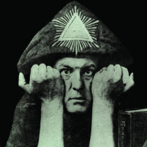 Aleister Crowley - The Black Magick Masters LP