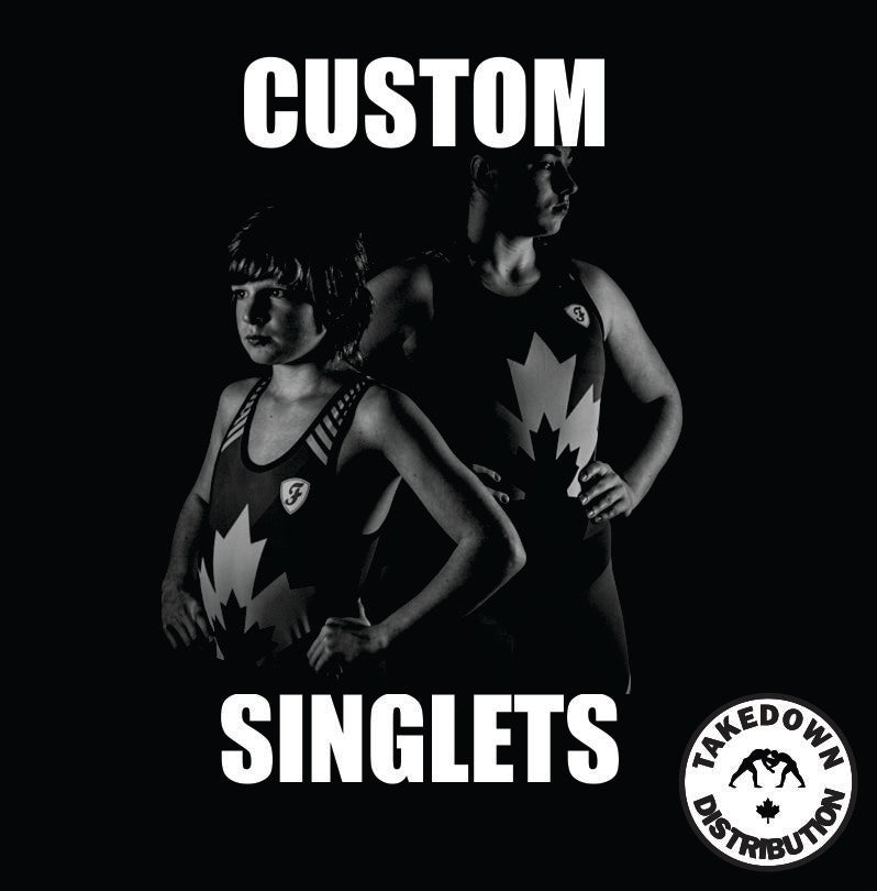 Custom Sublimated Singlets