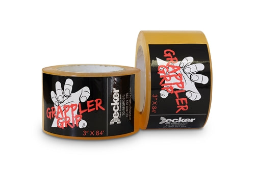 "Decker Grappler Grip Mat Tape 3"" - Takedown Distribution"